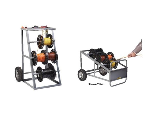ALL-WELDED HEAVY-DUTY REAL CADDY