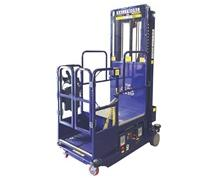 "DRIVABLE ""POWER STOCKER"" LIFT"