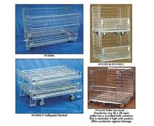 SHELVES FOR WIRE CONTAINERS
