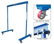 WORK AREA PORTABLE GANTRY CRANES